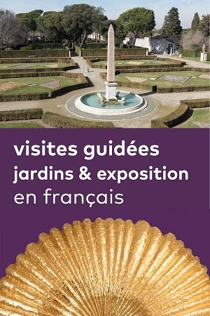 [FR] Visite exposition et jardins de la Villa