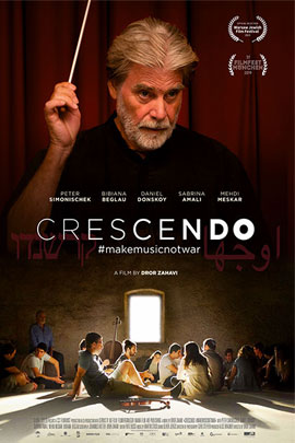 CRESCENDO - #MAKEMUSICNOTWAR