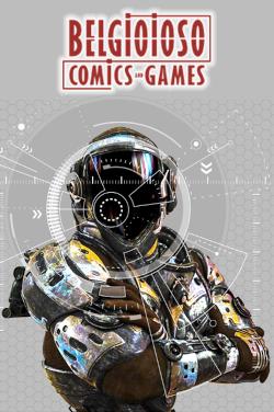 COMICS AND GAMES