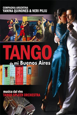 TANGO ROUGE COMPANY in NOCHES de B.AIRES