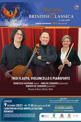 Trio Flauto, Violoncello, Pianoforte